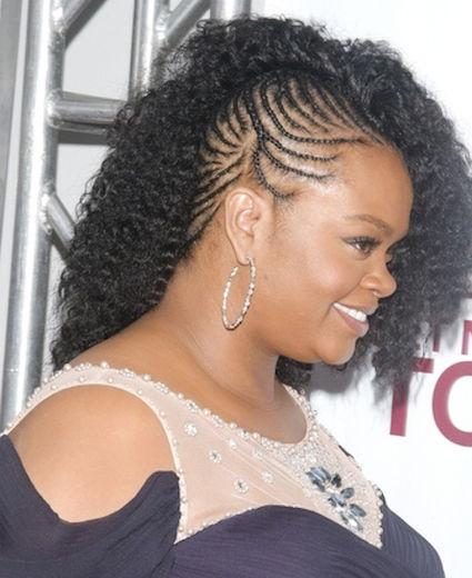 Cheveux Naturels : Quelques idées de coiffures
