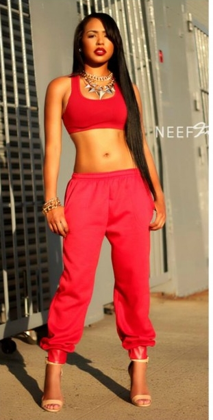 Le Style Tom Boy Chic D Aaliyah Ekyra Magazine
