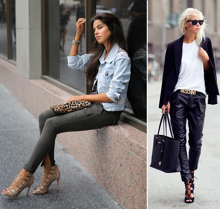 f81374c7c1242 Girls love….les escarpins à lacets.   Ekyra Magazine